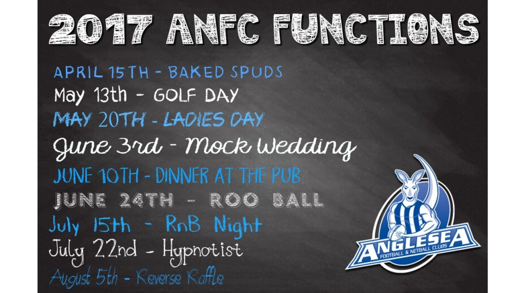 Final ANFC functions