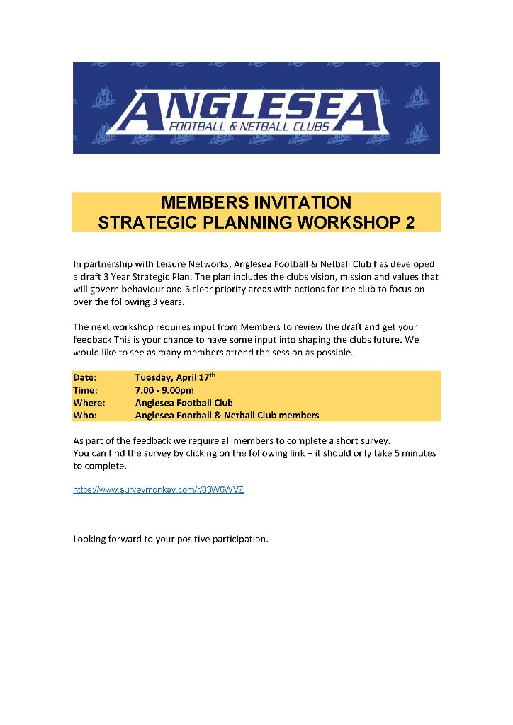 ANFC workshop Invite