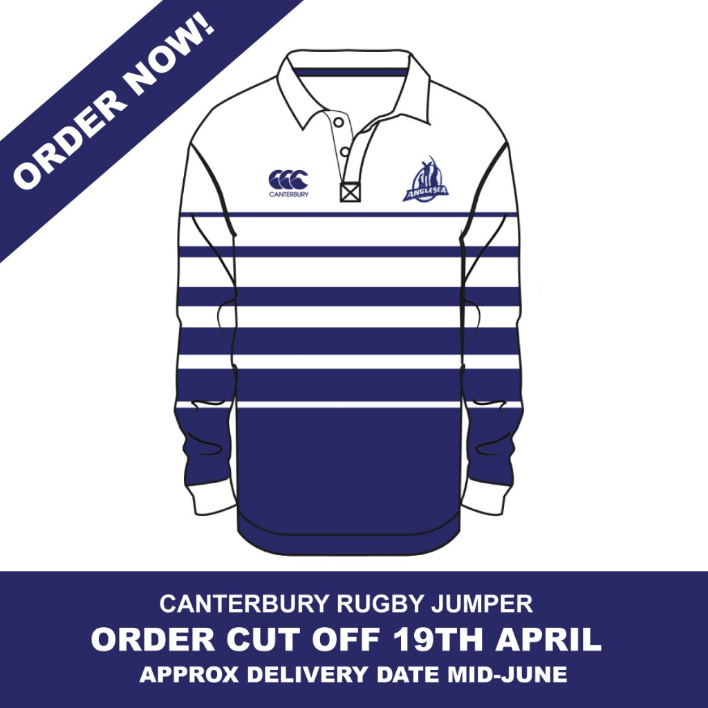 Canterbury Rugby Jumper